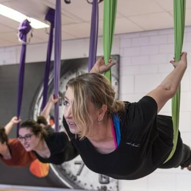 Aerial Dance voor volwassenen
